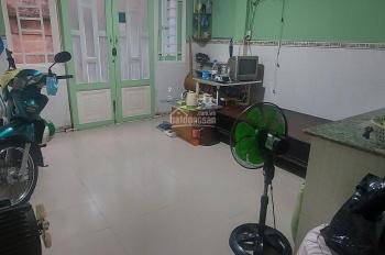 Bán nhà hẻm 105 Nguyễn Thần Hiến Quận 4