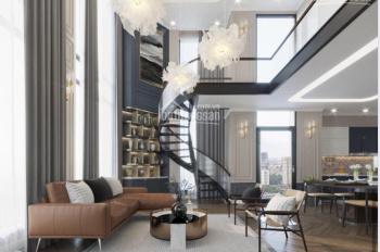 Bán căn hộ Duplex tại Hong Kong Tower, 270m2, view đẹp, thiết kế hợp lý, ban công Đông Nam