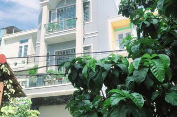 Bán gấp nhà 2 mặt tiền đường 7m thông tặng nội thất gỗ cao cấp, Thạnh Xuân 38, Q12