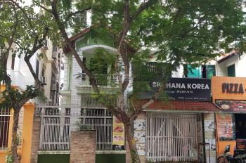Cho thuê nhà liền kề mặt phố Hoàng Ngân, Hoàng Đạo Thúy. DT 120m2, mặt tiền: 10m giá 55.5tr/th