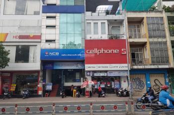 Cho thuê nhà mặt tiền đường Khánh Hội, Quận 4. Vị trí đẹp sầm uất