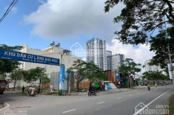 Bán đất góc 2 mặt tiền đường Nguyễn Hữu Thọ, vị trí trắc địa, đông dân cư