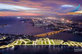 Cần bán gấp đất nền Marine City block kim cương 8m - 8m (1,6tỷ) Marine City - Long Điền: 0398382255
