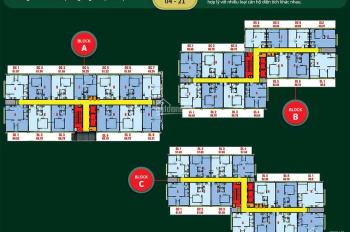 Cần bán căn hộ Lake View 96 Lũy Bán Bích 62,5m2 giá 2tỷ
