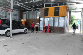 Chính chủ cho thuê xưởng 1200m2 mặt đường Nguyễn Hoàng Tôn mặt tiềm 12m 65tr/tháng