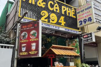 Cần bán lô đất xây dựng vị trí cực đẹp nằm tại mặt tiền đường Phan Đình Phùng, Phường 2, Đà Lạt