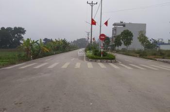 Bán lô đất đường đôi 27m Huỳnh Thúc Kháng, phố chợ Lương Sơn, Hòa Bình. S = 77,5 m2, gần chợ