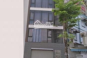 Cho thuê nhà MP Phạm Văn Đồng ngã tư Xuân Đỉnh, DT 50m2 thông, 5 tầng thang máy. Giá TL, 0358189260