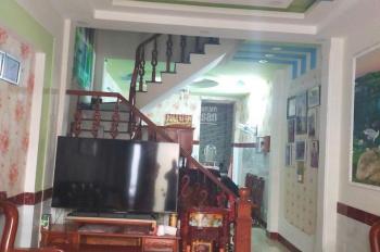 Chính chủ gửi bán nhà mặt tiền đường số 4 phường tăng Nhơn Phú B Q9 4mx23m, 1 trệt 2 lầu, giá 8 tỷ