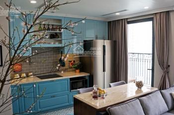 Dịch phức tạp, cắt lỗ căn 3PN 106 m2, full nội thất, tầng trung Amber Riverside. LH 0968452627