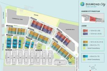 Nhà bán khu Tây Sông Hậu giai đoạn 2, DT 65m2. Liên hệ: 0963828360