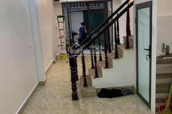 Hoa hậu phố Tam Trinh 31m2 x 4 tầng mới - 2 mặt thoáng - ngõ thẳng tắp - SĐCC giá thì yêu thôi rồi