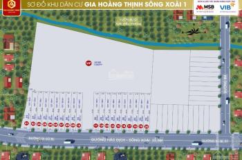 Bán đất dự án khu nhà ở Sông Xoài 1