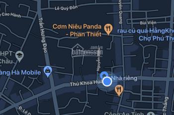 Bán nhà MT đường Thủ Khoa Huân - Phan Thiết ( thích hợp làm nhiều nghề )
