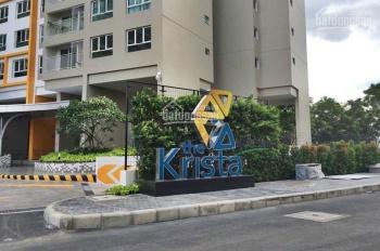 Cần bán gấp căn Krista 3PN 2WC full nội thất cao cấp giá rẻ nhất thị trường. Xách vali vào ở 3.79 tỷ
