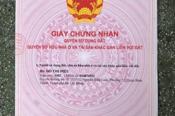 Chính chủ bán nền đất thổ cư Phường Long Bình, Quận 9, pháp lý rõ ràng sẵn sàng giao dịch