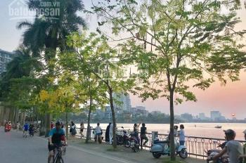 Chính chủ cần bán nhà mặt phố Trích Sài 300m2 15m MT, giá 135 tỷ, view Hồ Tây, kinh doanh bất chấp.