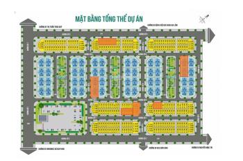 Bán suất ngoại giao lô biệt thự góc khu A - BTA09, hoa hậu tại dự án Eurowindow Twin Parks Gia Lâm