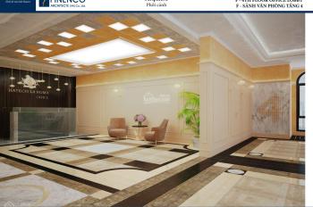 Căn hộ trung tâm Hà Nội. Giá từ 65tr/m2 - LH: 0915138309