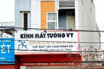 Chính chủ cần bán nhà 3 tầng MT QL Hùng Vương, thị Trấn Vũ Thư, Thái Bình