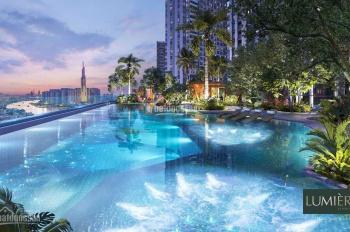 Cần bán căn hộ Lumière Riverside Tòa West 22.03 tầng cao view hồ bơi tuyệt đẹp, LH 097 546 7676