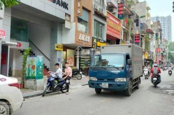 Mặt phố Lê Lợi, Hà Đông, vỉa hè bát ngát, kinh doanh vô đối, 16 tỷ