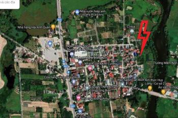 Ảnh hưởng dịch covid chính chủ cần bán gấp để xoay xở. Lô đất tại trung tâm huyện Đông Anh - Hà Nội