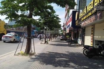 Bán mảnh đất mặt phố Phạm Văn Đồng, Bắc Từ Liêm, kinh doanh, lô góc, DT 215m2, giá 38,5 tỷ