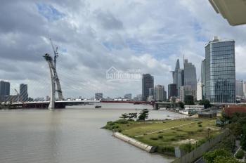 Cho thuê biệt thự The Victoria - Ba Son, Tôn Đức Thắng Q1, full NT, view sông Q2, Bitexco, LM81