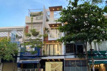 Bán nhà 4 tầng mới xây mặt tiền Nguyễn Chí Thanh ngay trung tâm kinh doanh sầm uất, 15.5 tỷ