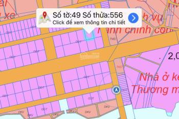 Bán đất 450m2 khu trung tâm D2D Biên Hòa, cách Võ Thị Sáu 30m