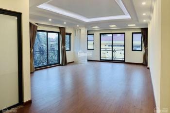 Cho thuê cả nhà phố Chùa Láng DT 90m2 6T MT 5m5, ngõ 4 làn ô tô, sàn gỗ , điều hòa  gía: 31tr/th