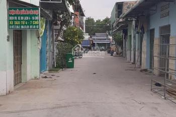 Dãy phòng trọ xã Tam Phước, TP Biên Hòa, khu dân cư đông đúc