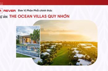 Mở bán siêu phẩm nghỉ dưỡng The Ocean Villas Quy Nhơn 3PN , bốc thăm tặng xe Mercedes E200