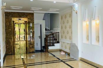 Chính chủ bán gấp Nhà đẹp, gara, thang máy, 5 tầng*45m2, ở ngay, LH 0964921186