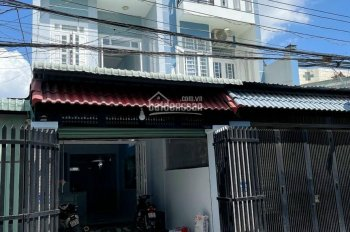 Bán nhà trệt lầu 68m2 mới keng, đường ô tô thông gần ngã 3 Ông Xã, Đông Chiêu, Tân Đông Hiệp