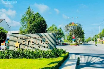 Stella Mega City giỏ hàng F0 từ CĐT cho khách lướt sóng chỉ từ 23 triệu/m2. Liên hệ ngay 0936202049