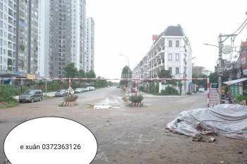 bán lô đất #kim giang 90m MT 9M chỉ 6,5 tỷ ngõ thông rộng tiếp giáp với khu đo thị
