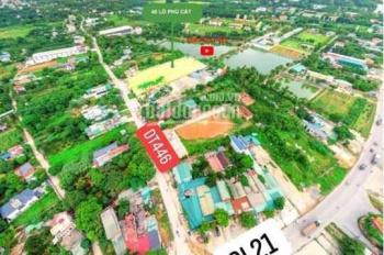 Chỉ 1tỷ/lô đất 60m2 sđcc đường 30m tại Hòa Lạc Cơ hội X2-3 tài sản sau 2-3 năm tới