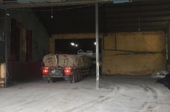Cho thuê nhà xưởng 1200m2 cụm CN Nhơn Bình, Quy Nhơn, Bình Định