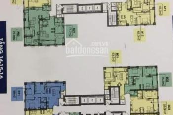 Chính chủ bán căn hộ P A20.03, tòa nhà Thiên Niên Kỷ, Hà Đông, giá đẹp liên hệ sớm để chốt