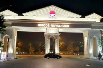 Cần bán LK 17 giá 48tr/m2 view công viên vườn hoa nội khu, dự án Hinode Royal Park Kim Chung