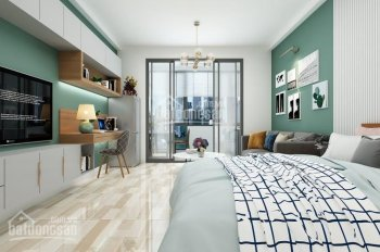 Cho thuê căn hộ phòng trọ cao cấp bậc nhất quận 9. Chỉ xách vali vào là ở ngay