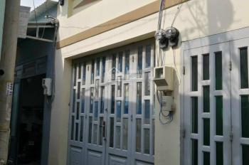 Bán nhà đường Nguyễn Văn Quá, Q12 DT: 6x8m có lửng đã xây 2 căn. Hiện đang cho thuê, hẻm 2m