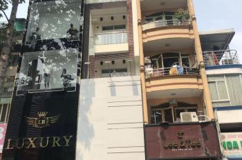 Nhà 2MT 3 lầu (4x20m) trục Nguyễn Trãi - Ngô Quyền, P8, Q5 cách BV Đại Học Y Dược 800m. Giá 31,5 tỷ