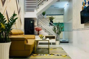 Bán gấp trong tuần, nhà đẹp 4 tầng full NT Cống Quỳnh, Q1, 39m2, 4PN, 6.5 tỷ