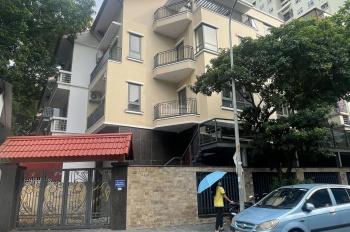 Cho thuê biệt thự Goldmark City Hồ Tùng Mậu 130m2 4 tầng 1 hầm nhà đẹp thang máy LH 0866936198