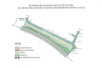 Đất nền đấu giá TP Lào Cai, gần cửa khẩu, KCN chỉ từ 8tr/m2