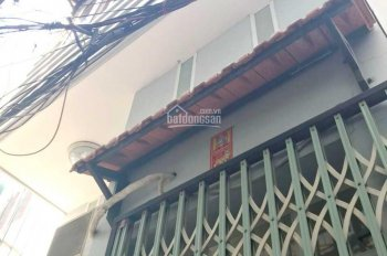 Bán nhà đẹp, SHR, 2 lầu đúc BTCT hẻm 209 Phạm Hùng P4 Q8