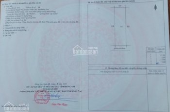 Bán đất nền sổ riêng giá rẻ dự án KDC Lavender Thạnh Phú, Vĩnh Cửu, Đồng Nai, 90m2 giá 1 tỷ 420tr